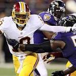 Is RGIII the best option at QB for Washington?