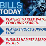 Bills Today: Players to keep watch on coaching search