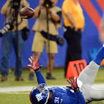 Giants Insider: Ross victim of freaky TD