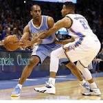 Nuggets rally falls short in loss to Thunder