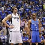 Why Dirk Nowitzki, Mavericks are wary of Oklahoma City, even without Kevin ...
