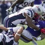 Patriots Practice Report: Julian Edelman, Shane Vereen Still Limited