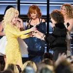Dolly Parton on Honor of Receiving Lifetime Achievement Award