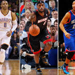 Deadline Day proves NBA title race is down to three