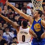 Warriors, Blazers face off in huge Western Conference showdown