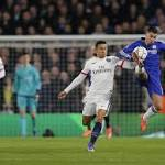 PSG ousts Chelsea again to reach Champs League quarterfinals