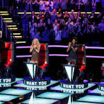 'The Voice' coaches are tight but tenacious