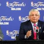 David Stern failed to help basketball grow to its full potential
