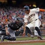 Giants fall short against WSox in 3-2 loss in 10