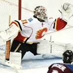Avalanche hold off Flames, have won 13 of 15