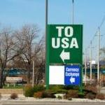 A proposed fee for travellers entering US at land crossings