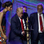 At Hindu-American rally, Trump pitches India and US as 'best friends'