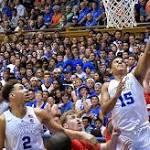 AP College Basketball Top 25: Duke still No. 1, Indiana into top ten