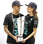 Lewis Hamilton on pole to become Britain's richest ever sports star after Formula ...