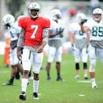 Rex calls QB race 'ongoing,' but Geno looking like starter