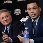 Model slugger: Giancarlo Stanton is no paint-by-numbers superstar