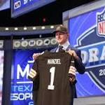 NFL's top-selling jersey belongs to Manziel