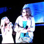 Fan's duet with Kristin Chenoweth goes viral
