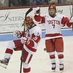 One Final Home Win for BU's Coach