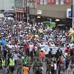 S.Africans march against immigrant attacks