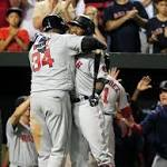 Big Papi's blast has Red Sox positioned for more worst-to-first magic