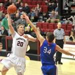 American beats top-seed BU for Patriot League