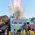 'The Simpsons' Springfield comes to life at U.S. theme park