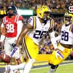 LSU topples Ole Miss