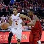 No. 16 Terps edge Huskers