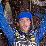 Jimmie Johnson completes Daytona sweep, results from Coke Zero 400