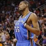 Durant injury changes OKC Thunder need for bench depth