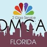 Comcast Corporation To Offer Residential 2 Gig Service In Florida