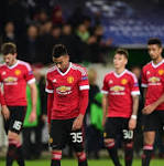 Wolfsburg 3 Manchester United 2, match report: Louis van Gaal's side drop into ...