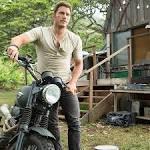 Chris Pratt signed for Jurassic World sequel, or 38!