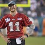 Injuries: Carson Wentz to resume throwing for Eagles