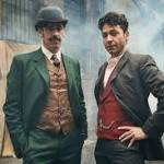 Review: 'Houdini & Doyle' Gets All Tied Up