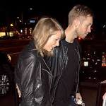Calvin Harris Instagrams Girlfriend Taylor Swift's Cats at House BBQ: Cute Pics!