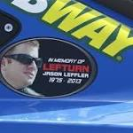 Racers, fans mourn Long Beach driver Jason Leffler