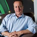 I'm nervous but confident the silent majority will save the Union, says David ...