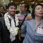 Manny Pacquiao Allegedly Was Kidnapping Target of Terrorist Organization