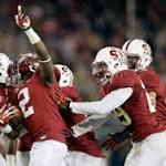 Stanford unbeaten at home, on good footing for desert