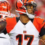 Jason Campbell: Injured Shoulder Thursday