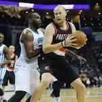 Hornets frustrations continue in loss to Trail Blazers, 105-97