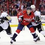 Caps rookie Evgeny Kuznetsov eases into debut