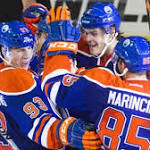 MacKinnon: Oilers hope to keep on rolling during long homestand