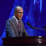 Lester Holt Is About To Face His Biggest Challenge
