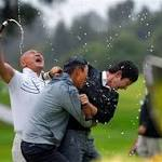 PGA golf: James Hahn finds no substitute for desire and hard work