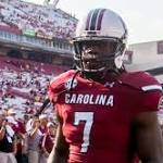 Jadeveon Clowney's presence a big reason South Carolina rolled