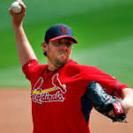 St. Louis Cardinals' John Lackey pitches three perfect frames in spring debut