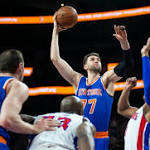 NBA roundup: Knicks win in 2 OTs to end skid